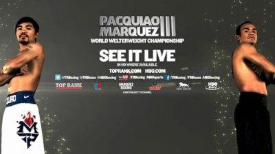 Pacquiao vs Marquez 3 poster