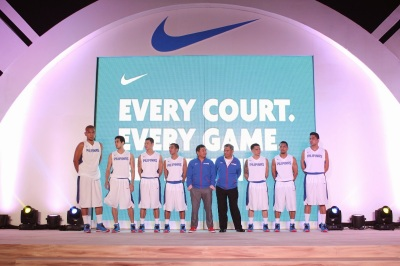 Gilas New Uniform for World Cup