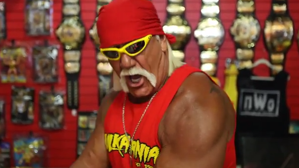 Hulk Hogan message world cup