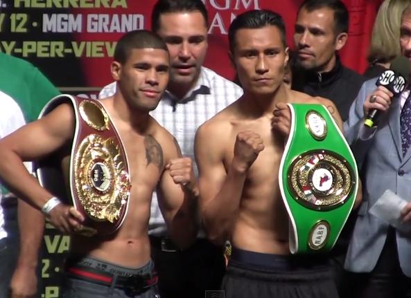 Lopez vs Vargas fight result