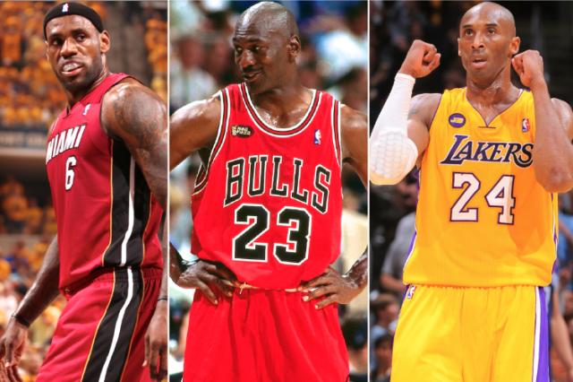 LeBron James is joining Kobe Bryant, Michael Jordan too