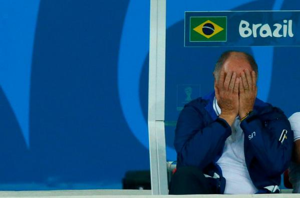 Brazil face of Shame