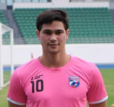 Phil Younghusband hopes for Azkals when they face Uzbekistan