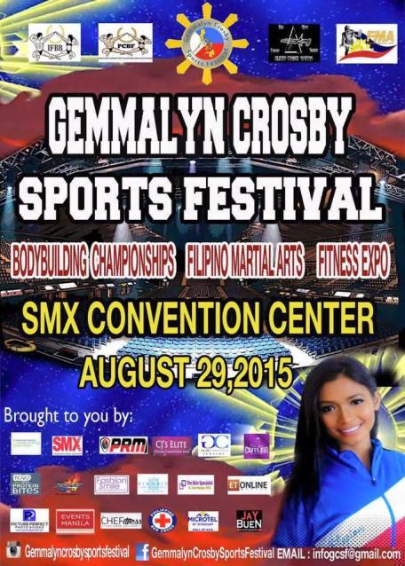 Gemmalyn Crosby Sports Festival Schedule of Activities!