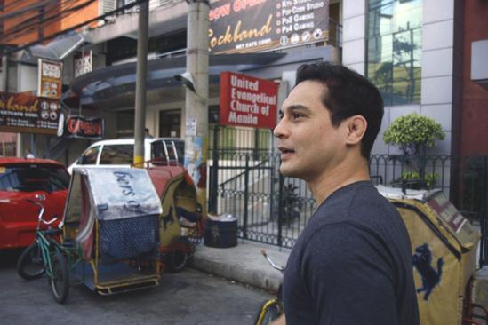 URCC Manila, Alvin Aguilar