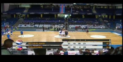 Gilas 3.0 vs Netherlands
