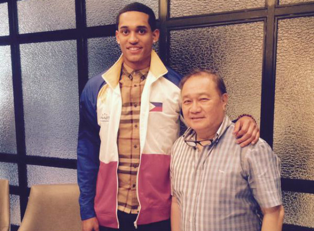 Jordan Clarkson is back in the Philippines to join the Gilas Pilipinas?