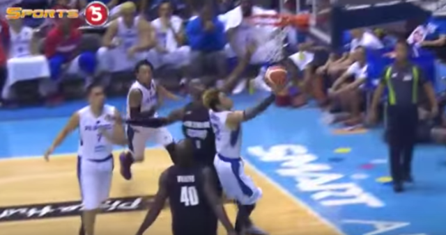 Video: Terrence Romeo awesome move to the basket