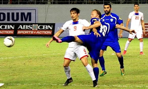 We need to learn from this and take the lessons to the next game - Azkals