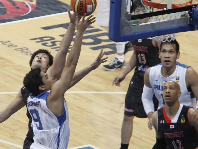 Watch 2015 Jones Cup Live Stream: Gilas Pilipinas vs Japan