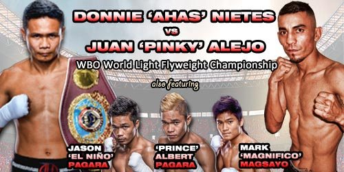Pinoy Pride 33: Philippines VS The World!