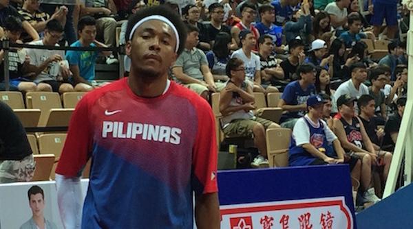 Watch 2015  Jones Cup:  Gilas Pilipinas vs Taipei White