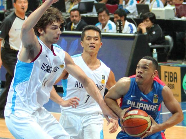 Watch FIBA Asia: Gilas Pilipinas vs Hong Kong live stream! at  9:20 am 9/24