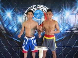 Balikatan 13 MMA Event on Oct 24  at Hybrid Yaw-Yan Headquarters Weigh-in Photos!