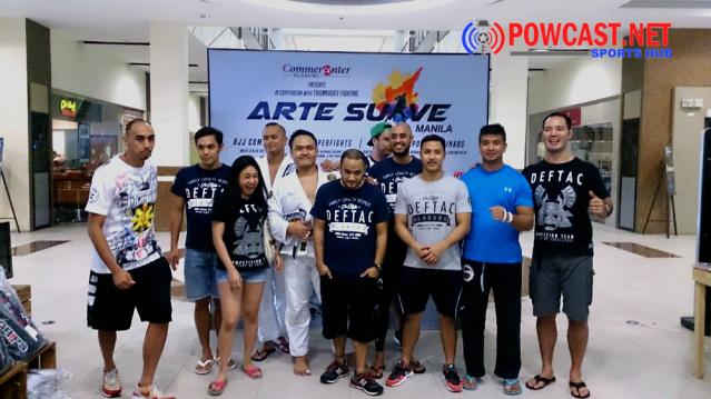 DEftac, Photos: Arte Suave Brazilian jiu jitsu Competitions and seminar