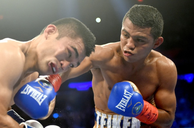 Brian Viloria just could not handle Roman Gonzalez