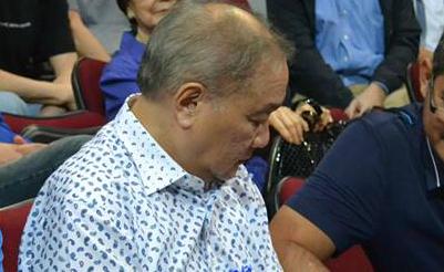 Manny Pangilinan on Gilas