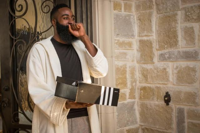 James Harden awesome new Adidas commercial, you wont see him wearing other brands anymore!