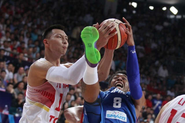 Highlights: China v Philippines - Final - Game Highlights - 2015 FIBA Asia Championship