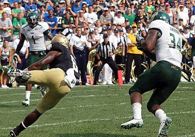 South Florida upsets Temple Saturday in college football