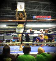 MP Boxing ring girls