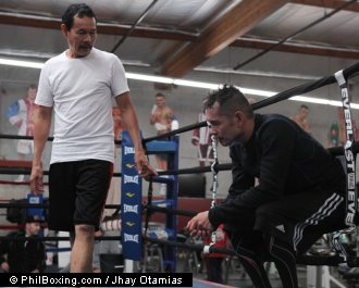 DONAIRE TO SPAR TODAY IN PUERTO RICO