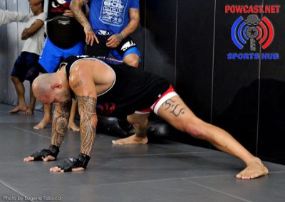 Brandon Vera Open workout Photos for One: Spirit of Champions