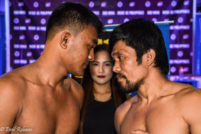 UGB MMA, Underground Battle MMA : Foreign Invasion 1