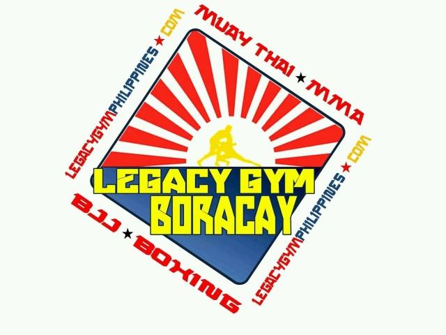 Legacy Gym Boracay Logo
