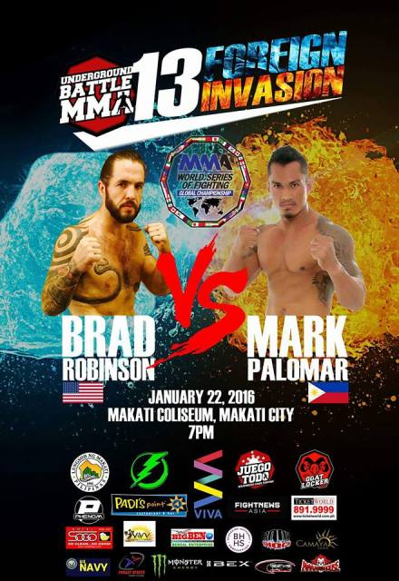 Powcast Sports and UGB MMA Tickets Giveaway, Join and Win