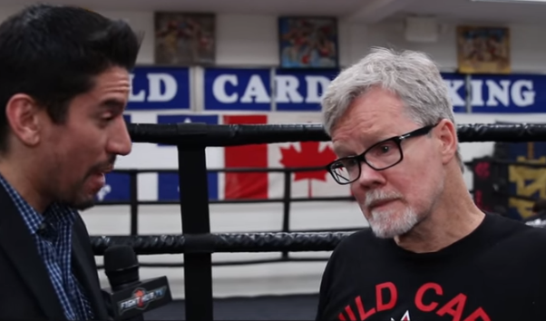 Freddie Roach thinks Manny will not Retire and Bradley did not really improve