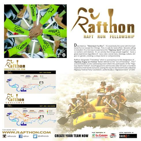 New Tri-Event Called Rafthon Could Be The Next Big Thing from CDO