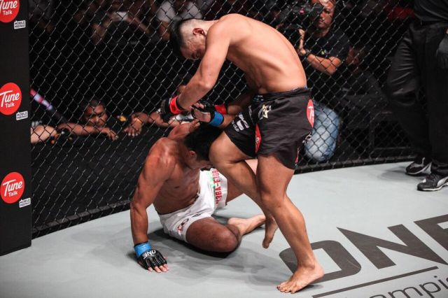 Pinoy Eric Kelly Fell Short in Malaysia against Aggressive Ev Ting