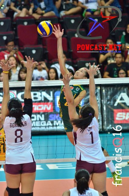 Photo of the Day: Volleyball Action