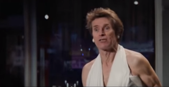 Epic Snickers Super Bowl 2016 Commercial Willem Dafoe Marilyn Monroe