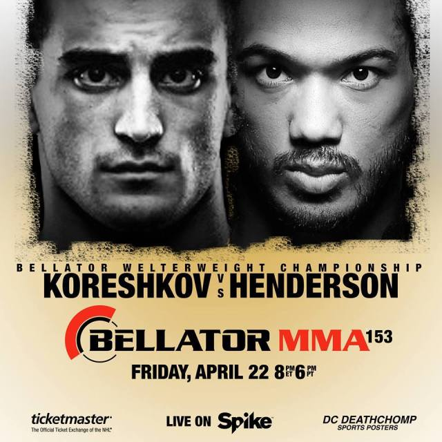 Benson Henderson moved to Bellator and He is Fighting for the Title Belt Right Away