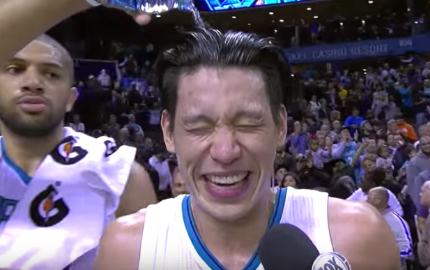 Jeremy Lin Full Highlights vs the Spurs, Plus The Awesome Interview!