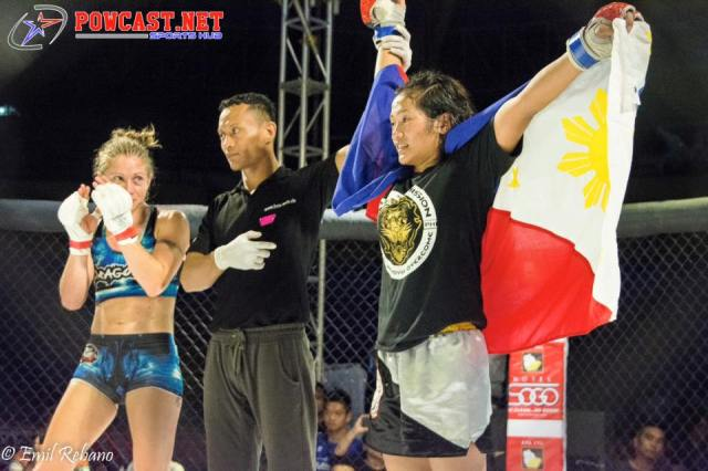 WSOF GLobal/ UGB MMA 14 Affliction  Fight Results