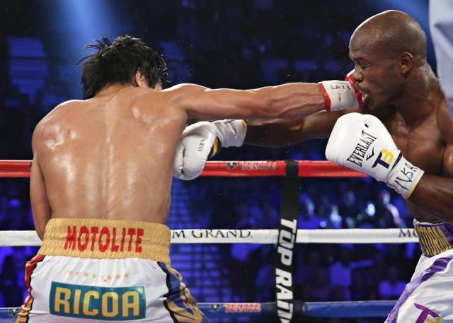 Top Rank Manny Pacquiao Fan Page