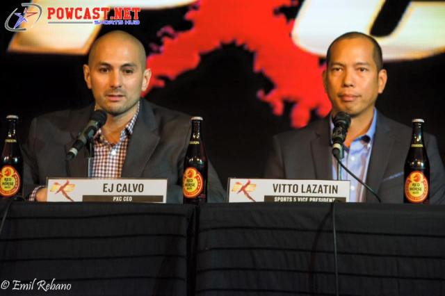 Video: PXC CEO EJ Calvo shares his thoughts on how to be at the same level as UFC