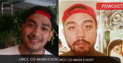 Exclusive URCC Fight Night Co-Main Event John Adajar vs Jericho Tomagan