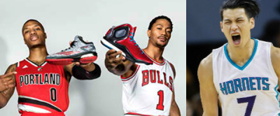 Lillard, Rose and Lin Headline Asian Summer Tours. Who's coming to PH?