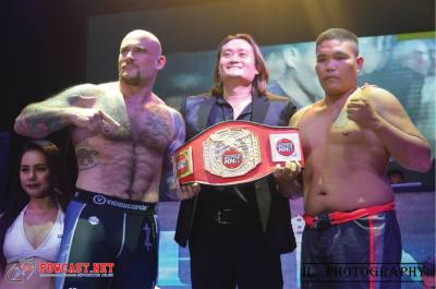 UGB 15: Foreign Invasion 2 Weigh-In Highlights