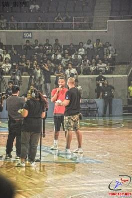 Damian Lillard in Manila