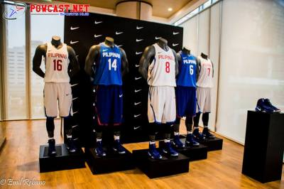 Gilas Pilipinas New Nike Vapor uniforms with AeroSwift technology, What is it?