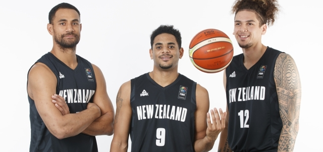 Team New Zealand Final FIBA OQT Roster