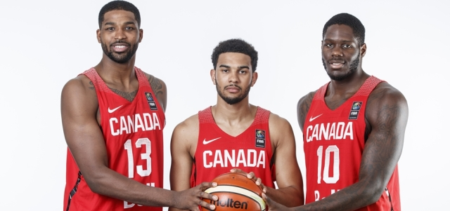 Team Canada Final FIBA OQT Roster