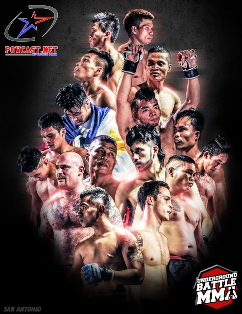 UGB15: Foreign Invasion 2