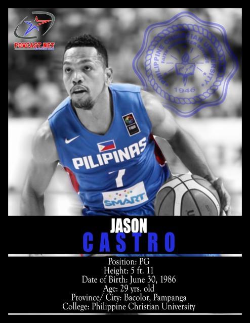 Jason Castro Gilas Pilipinas