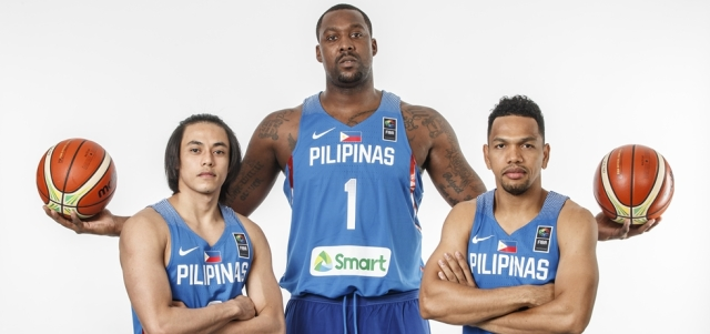 Team Gilas Pilipinas Final FIBA OQT Roster confirmed on eve of 2016 FIBA Olympic Qualifying Tournament